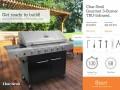 Montageanleitung eines Grills in SAP Bilt (Bild: SAP)