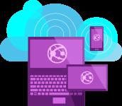 Visual Studio 2015 Crossplatform. (Bild: Microsoft)