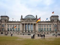 Deutscher Reichstag in Berlin (Bild: Andre Borbe)