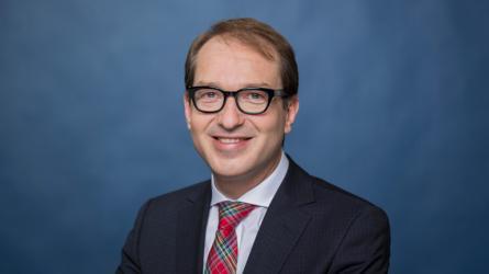 Alexander Dobrindt, Bundesminister für Verkehr und Internet. (Bild: Alexander Dobrindt)