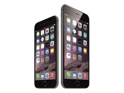 iPhone 6 und iPhone 6 Plus (Bild: Apple)
