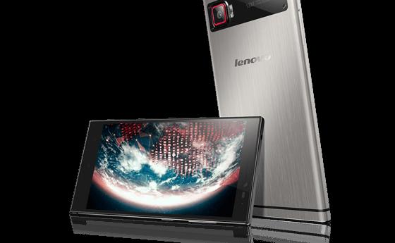 Lenovo Vibe z2. (Bild: Lenovo)