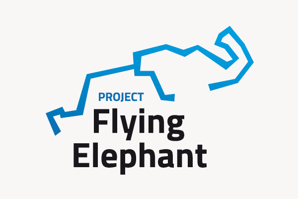project_Flying_Elephant_logo