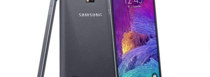 Samsung Galaxy Note 4 (Bild: Samsung)