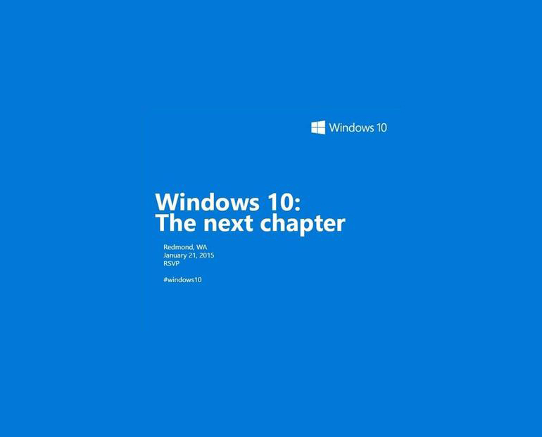Windows 10 Invite (Bild: Mircosoft)