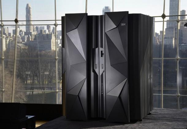 z13. (Bild: IBM)