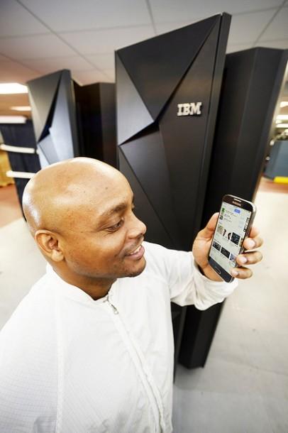 IBM bleibt eine Hardware-Company. (Bild: IBM)