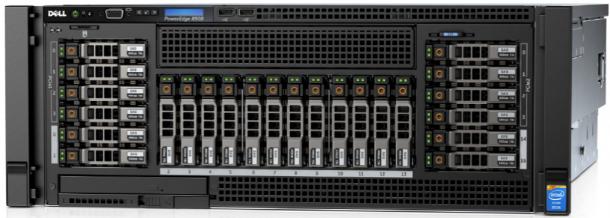 Der PowerEdgeR920. (Bild: Dell)