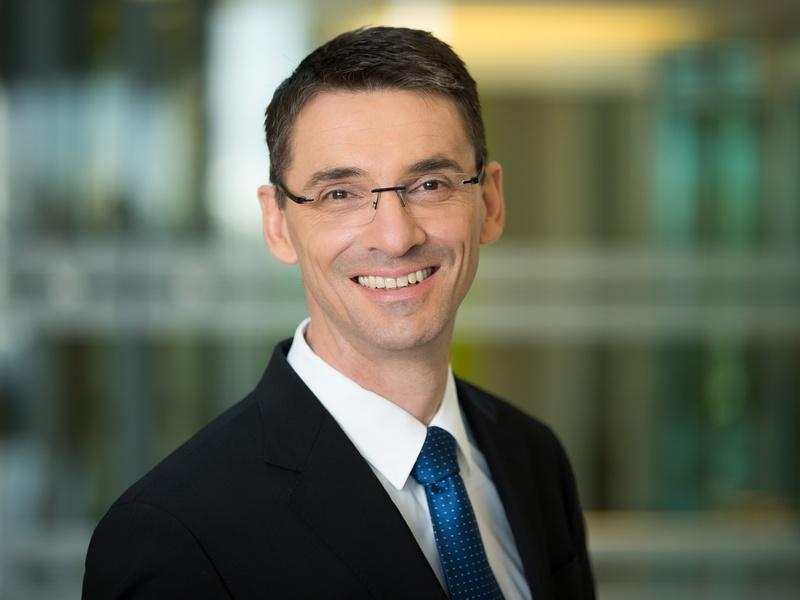 Vorstandsmitglied der SAP SE Bernd Leukert. (Bild: SAP SE / Ingo Cordes)