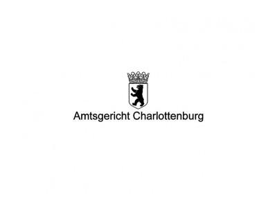 Amtsgericht Charlottenburg Logo (Bild: Amtsgericht Charlottenburg)