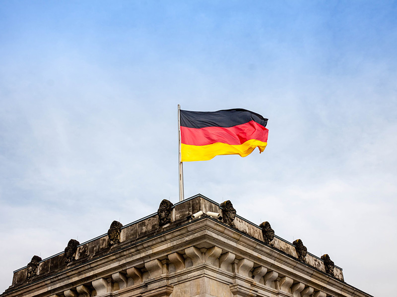 Flagge Deutschland (Bild: Andre Borbe / silicon.de)