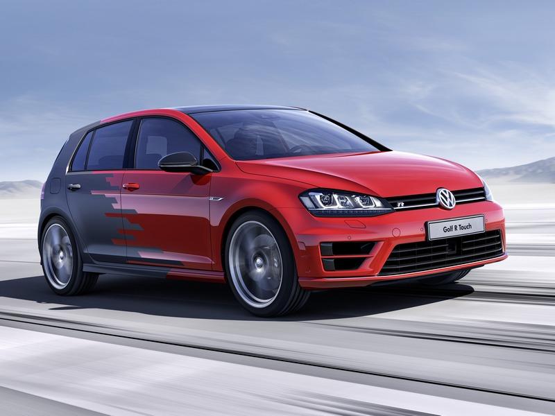 Volkswagen Golf R Touch (Bild: Volkswagen of America)