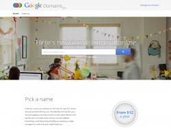 Google Domains ist aktuell nur als Beta in den USA verfügbar (Screenshot: ZDNet.de)