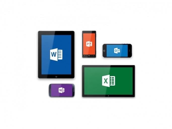Microsoft-Office-Geräte (Bild: Microsoft)