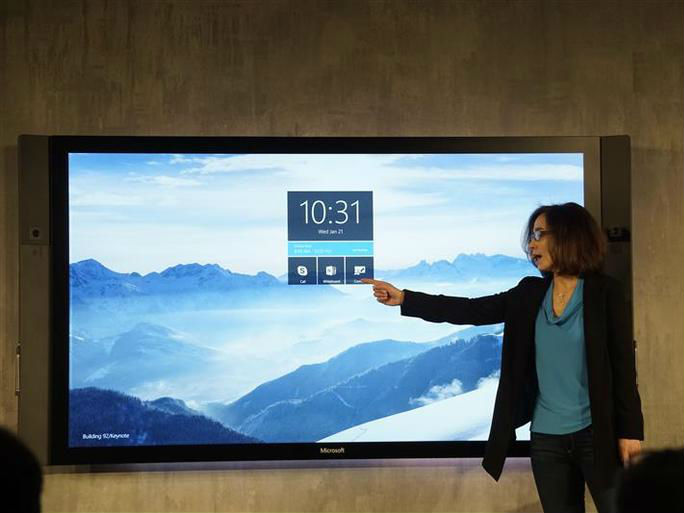 Microsoft Surface Hub (Bild: News.com