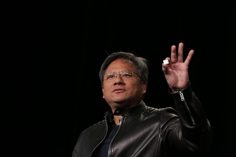 Nvidia-CEO Jen-Hsun Huang (Bild: Nvidia).