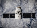 SpaceX CRS-5 Dragon im Orbit. (Bild: SpaceX)