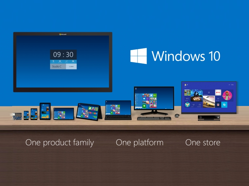 Windows 10: Hardwareanforderungen stehen fest