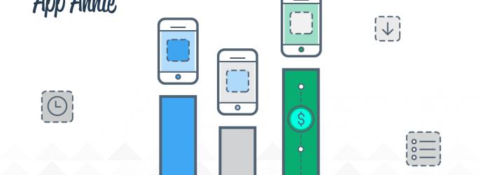 Mehr Umsatz mit Android als mit Apple? (Bild: App Annie)
