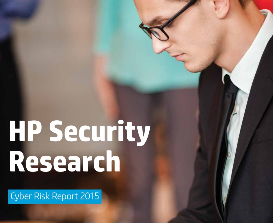 HP-Cyber-Risk-Report2015
