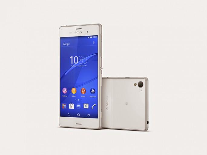 Sony Xperia Z3 (Bild: Sony)
