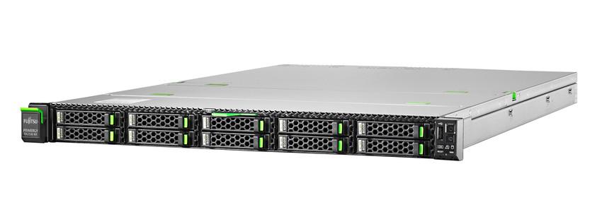 Rackserver Fujitsu Primergy RX2530 M1. (Bild: Fujitsu)