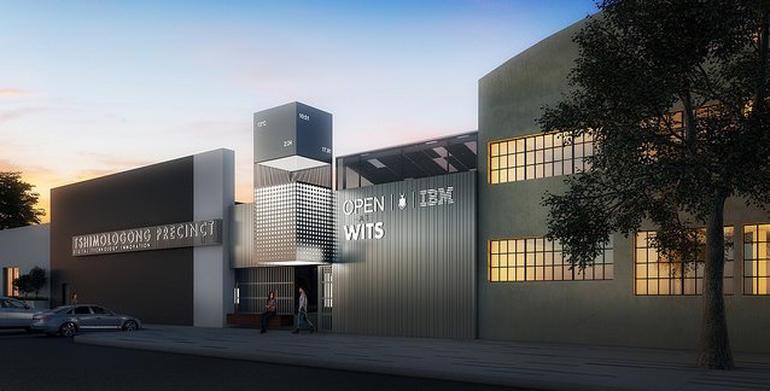IBMs Forschungszentrum in Johannesburg (Bild: IBM)