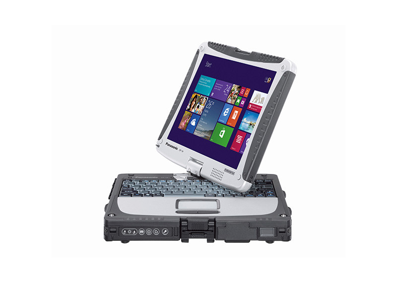 Panasonic Toughbook CF 19 (Bild: Panasonic)