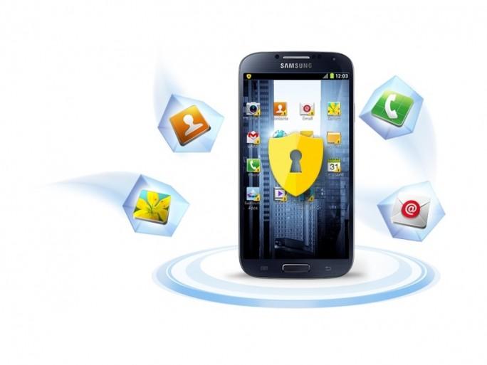 Samsung Knox (Bild: Samsung)