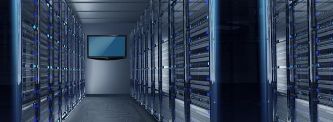 Data-Center Rechenzentrum und Virtualisierung. (Bild: Shutterstock)