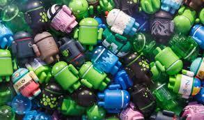 kaputte Androids (Bild: CNET)