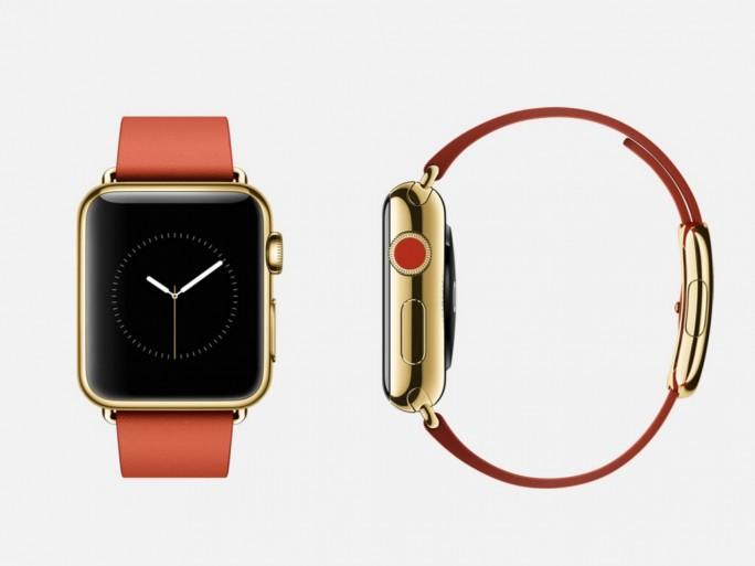 Apple Watch Edition (Bild: Apple)