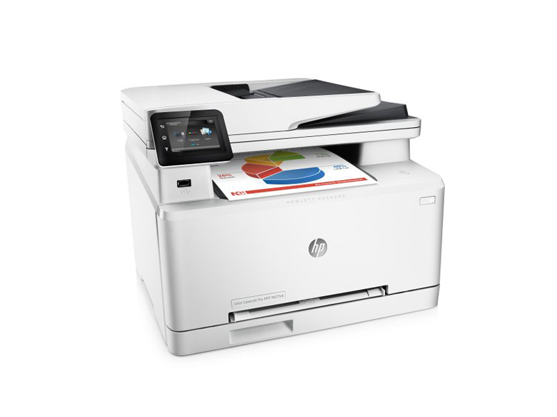 HP Color LaserJet Pro MFP M277c6 (Bild: Hewlett-Packard)