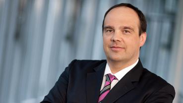 Hagen Rickmann ist neuer Geschäftsführer des Bereiches Geschäftskunden bei der Deutschen Telekom. (Bild: Telekom)