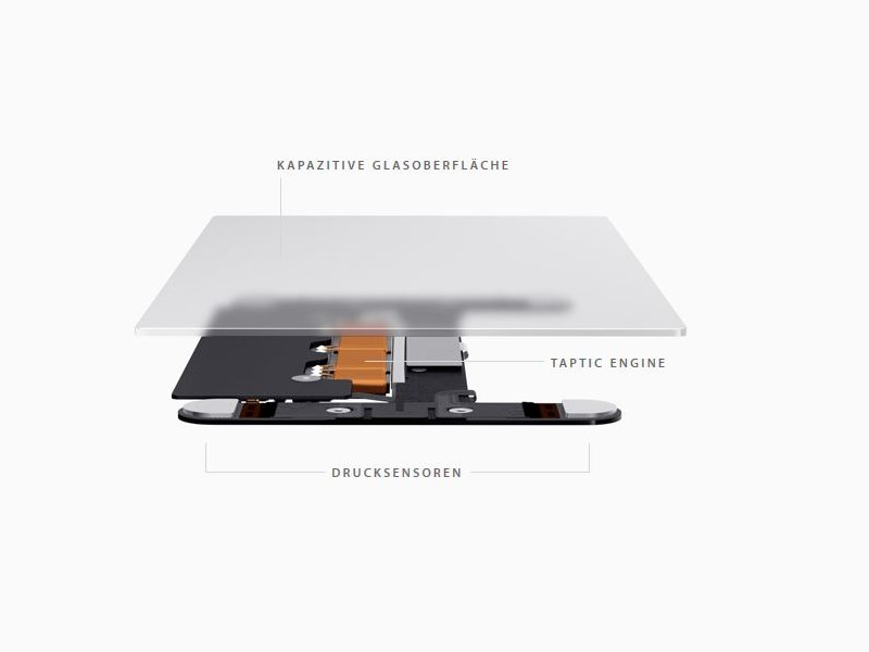 MacBook Pro Retina 13 Zoll. (Bild: Apple)