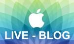 Live-Blog zur Vorstellung der Apple Watch