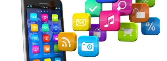 Smartphone-Apps (Bild: Shutterstock / Oleksiy Mark)