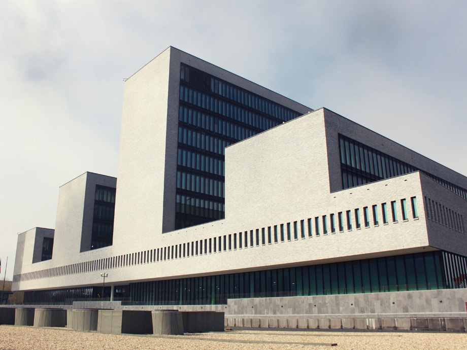Europol Hauptquartier in Den Haag. (Bild: Europol)