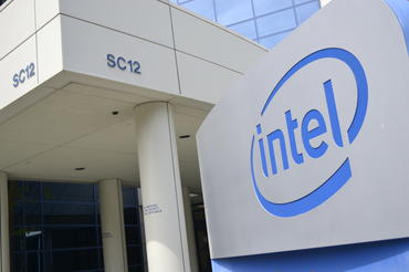 Intel (Bild: Ben Fox Rubin / CNET)