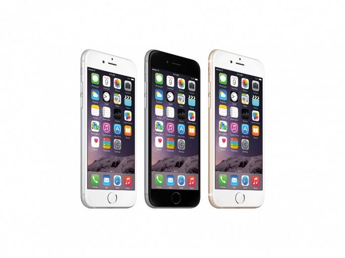 iPhone 6 (Bild: Apple)