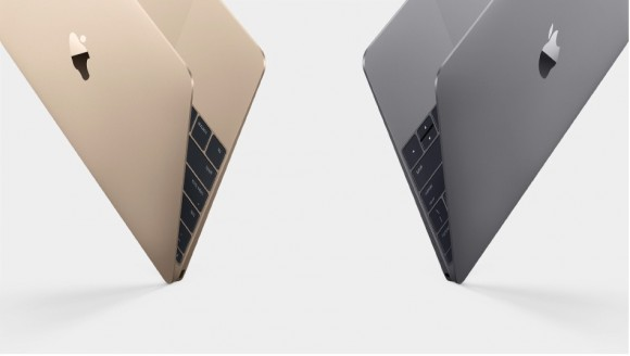 Apples neues MacBook mit 12-Zoll-Retina-Display. (Bild: Apple)
