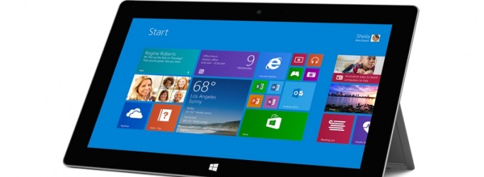 Microsoft Surface 2 (Bild: Microsoft)