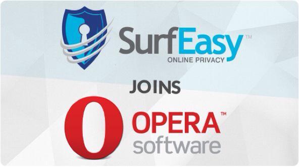 Opera kauft SurfEasy (Bild: Opera)