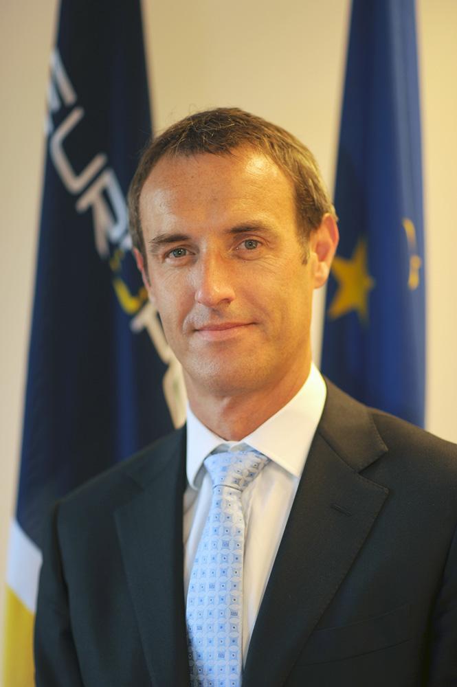 Rob Wainwright, Direktor von Europol. (Bild: Europol)