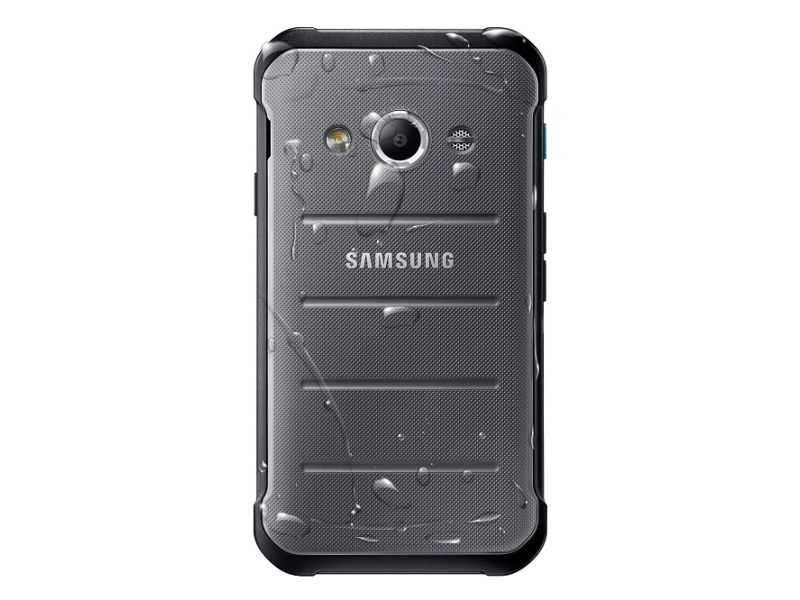 Rückseite des Galaxy Xcover 3 (Bild: Samsung)