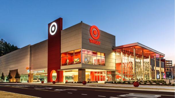Eine der knapp 1800 Target-Filialen in den USA. (Bild: Target)