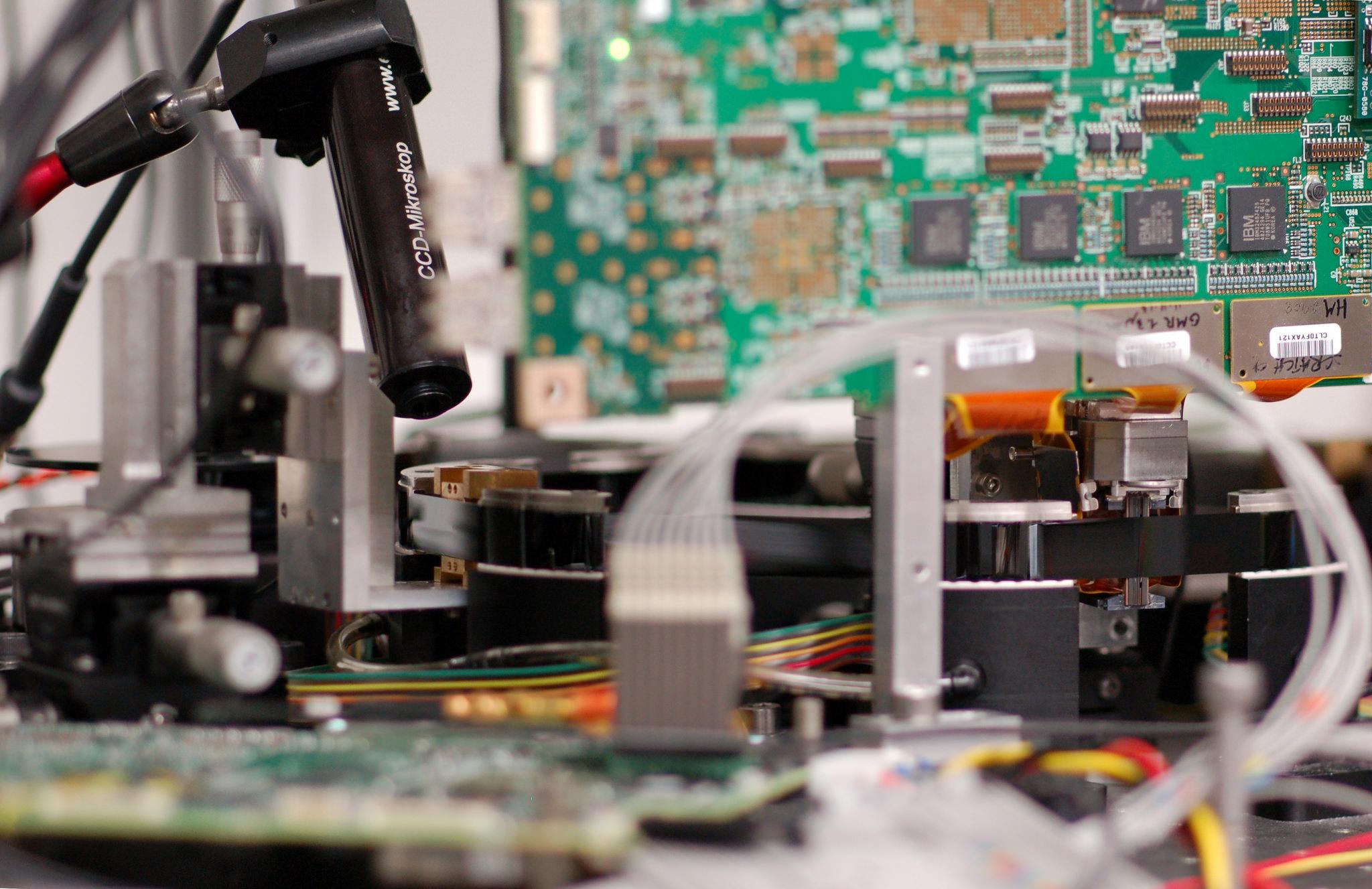 IBM arbeitet auch an einer OpenStack Swift-Integration mit Tape-Storage. (Bild: IBM)