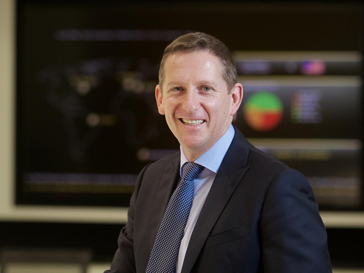 Kevin Isaac, Head of Sales for Enterprise Security, EMEA, Symantec (Bild: Symantec)