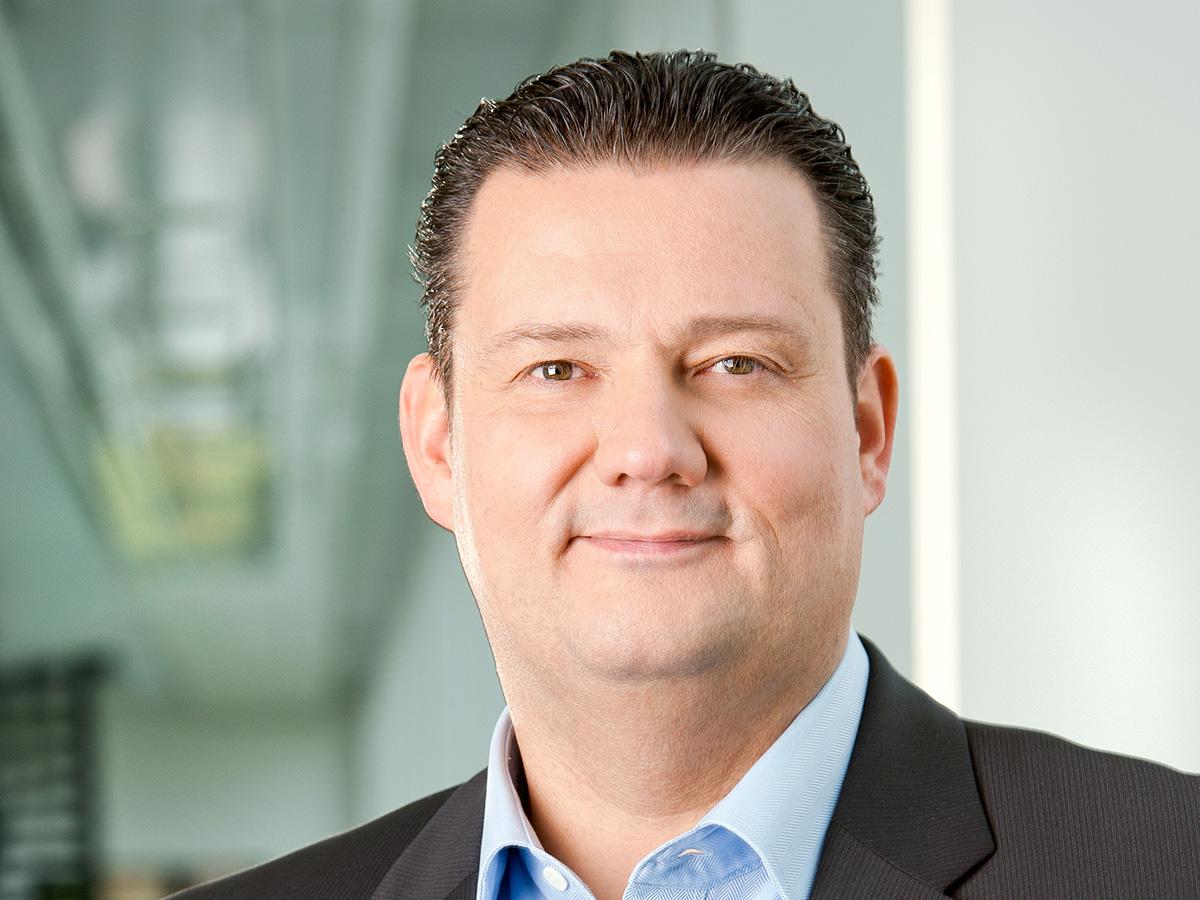 Stefan Henke, Head of Sales, DACH Region (Deutschland, Österreich, Schweiz), Veritas (Bild: Symantec)