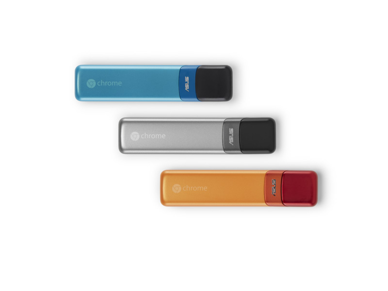 Asus Chromebit (Bild: Google)